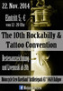 10. Rockebilly & Tattoo Convention in der Hacienda 43